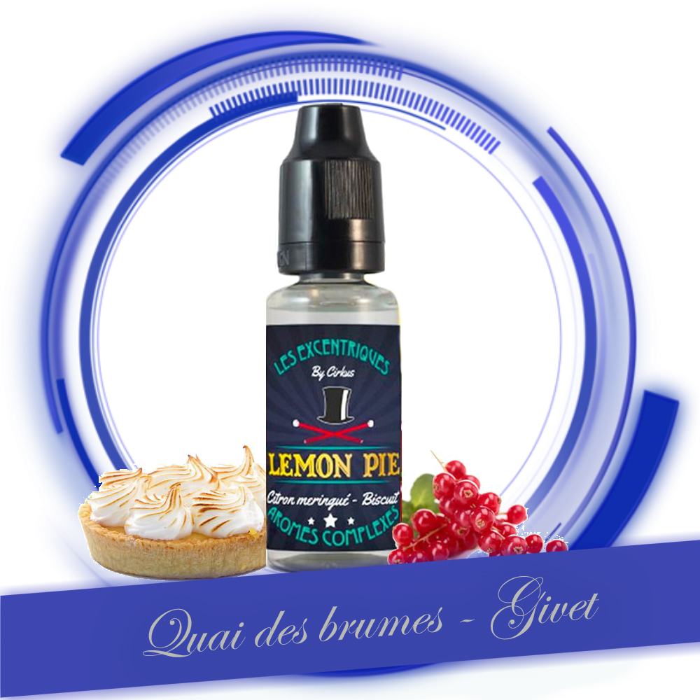 LEMON PIE 20ML