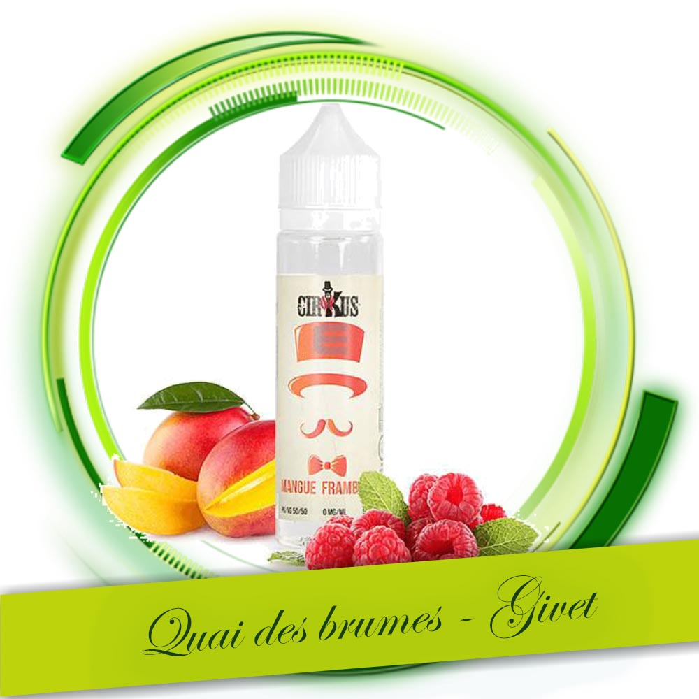 MANGUE FRAMBOISE 50 ML