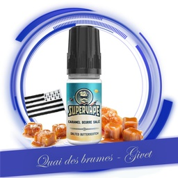 CARAMEL BEURRE SALE 10ML